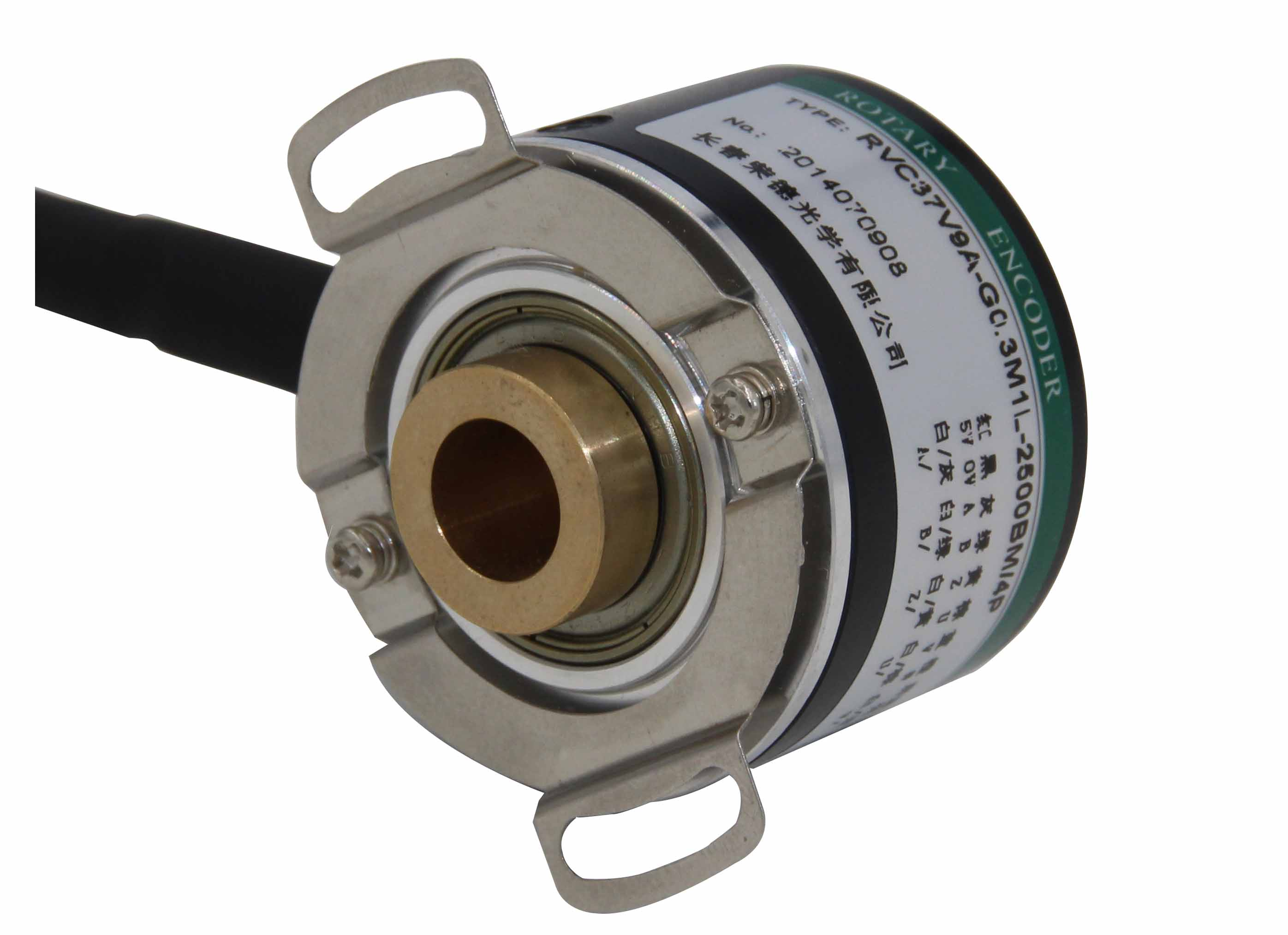 Incremental Encoder_Servo Motor Incremental Encoder