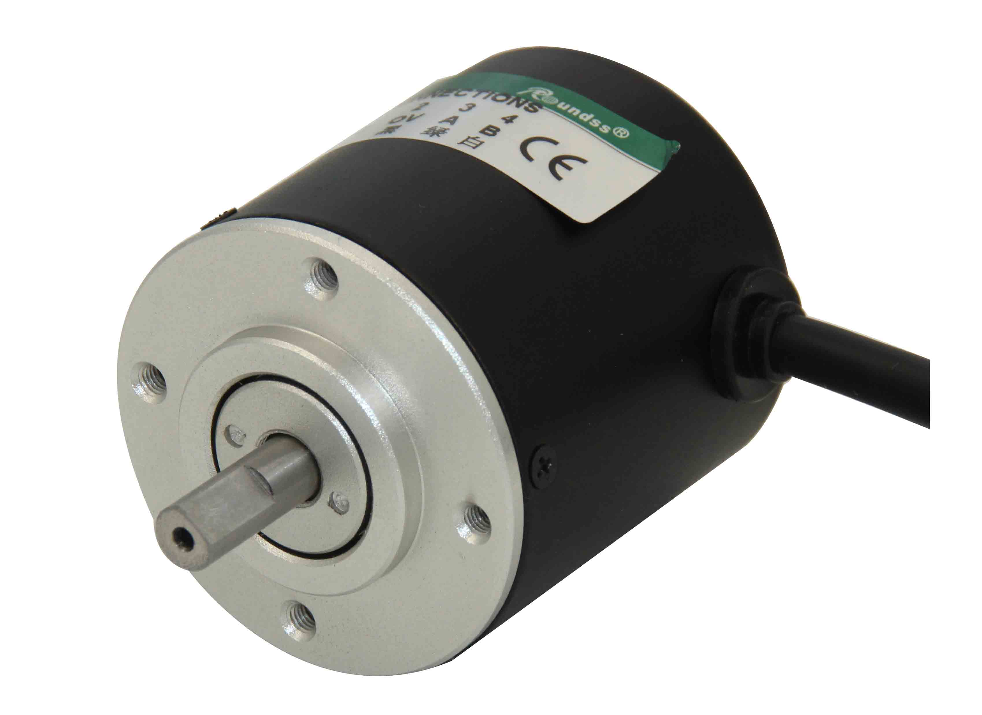 Absolute Encoder_Single-turn Absolute Solid Shaft Encoder